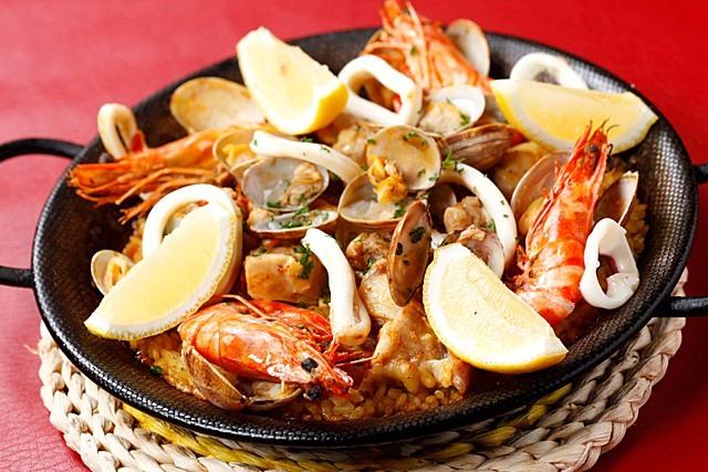 スペイン料理アリオンダス
